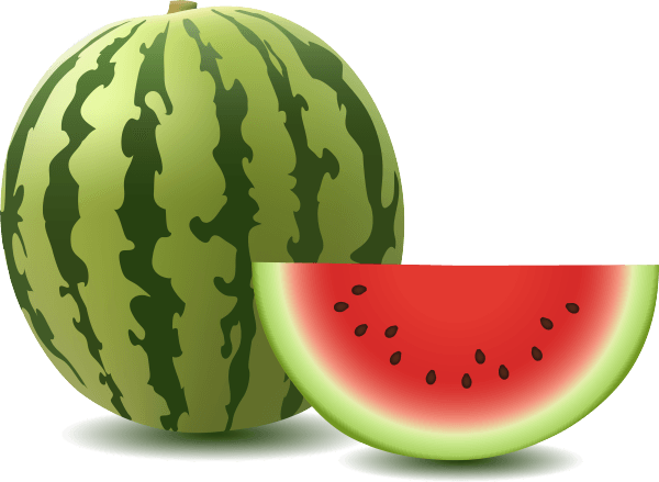 picture of a watermelon to illustrate puzzle